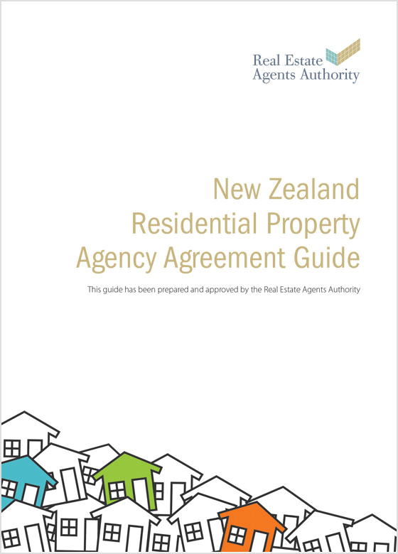 REAA Resdential Property Agency Agreement Guide